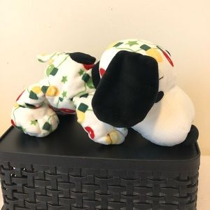 Snoopy Hallmark Christmas Plush Christmas Lights